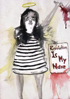 Revolution is my name by agropups