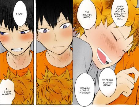 Kagehina by shikirocks13