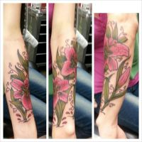 My new tattoo by Simply-Alive