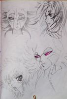 Mix Saint Seiya by Persefone999