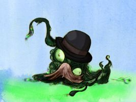 Undercover Shoggoth by Lieju