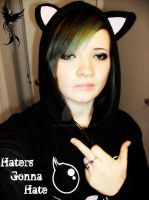 Haters Gonna Hate by IntoxicatingKiss