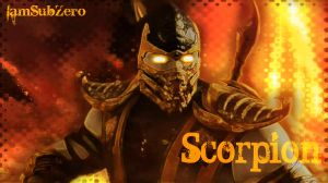 Scorpion Hellfire by IamSubZero