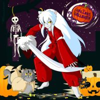 AHH - DeadEnd as Inuyasha by Chibi-Warmonger