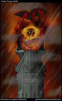 The Lord Of The Rains by YoshiMastar
