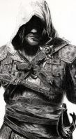 Captain Edward Kenway by Tediouslynormal