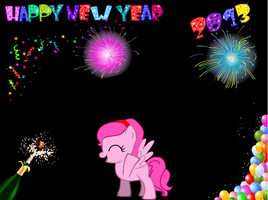 MLP Happy new year by Appimena
