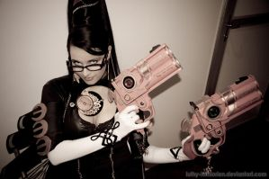 Bayonetta - Looking For Me? by Luthy-Lothlorien