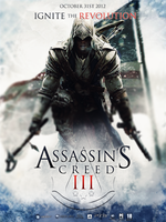 Assassin's Creed 3 Promo Poster by JSWoodhams