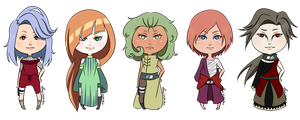 Naruto Chibi Adoptables #9 [one left!] by Purinsesu-sama