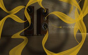 The music... by dlab