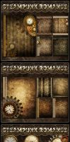 Steampunk Romance by cosmosue