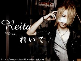 Reita Wallpaper by hamsterchan155