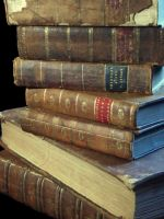 old books - dictionary - 11 by barefootliam-stock