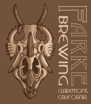 Farke Brewing Logo - Spinops by raven-amos