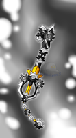 Keyblade Forge: Metallic Gears Keyblade by NWSaiyanX