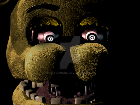FNaF Edit: Springbear by Graysongdl