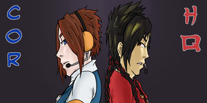 Commission- Joint Icons by Doridachi