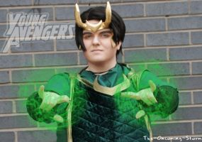 Young Avengers Loki by The-Oncoming-Storm