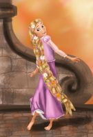 Rapunzel by frozenskiing