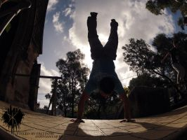 Handstand by Fueled-By-Freedom
