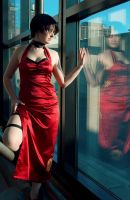 pawns don't ponder : ada wong by hailo