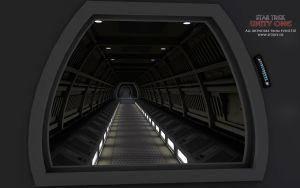 Unity One - Jefferies Tube by Sven1310