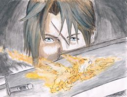 Final Fantasy VIII~Squal by samui153