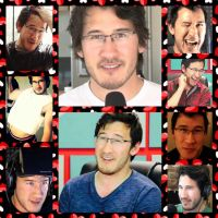 My awesome Markiplier Collage by MalGirl101