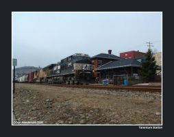 Tarentum Station by yankeedog