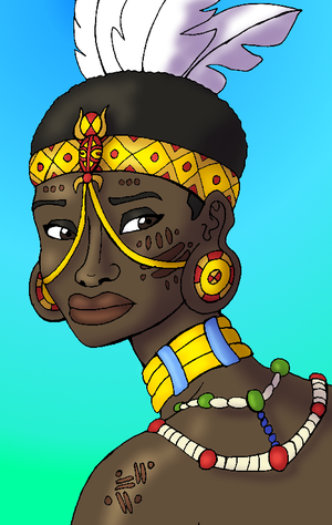 Adhiambo the Sacrificial Princess