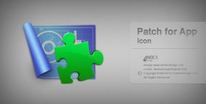 Patch for App icon by AndexDesign