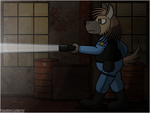 Checking on Suspicious Activity by LordDominic