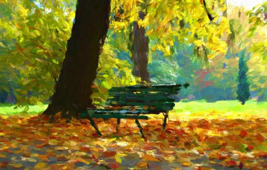 Autumn leaves by daz557