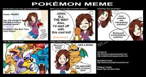 Pokemon Meme by Francesca-Zapata