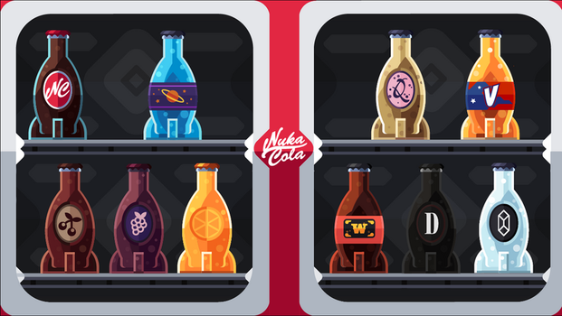 The Flavors of Nuka! by Skyao