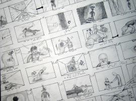 Storyboard Piece by ThePat
