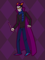 Eridan asschin by soudas