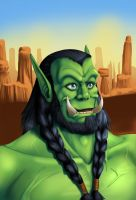 thrall Smilen Color by Pinkuh