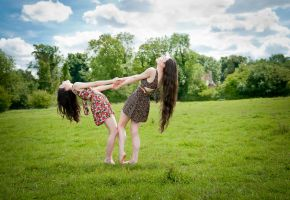 Gestalta and Rebecca Tun 1 by EngagingPortraits