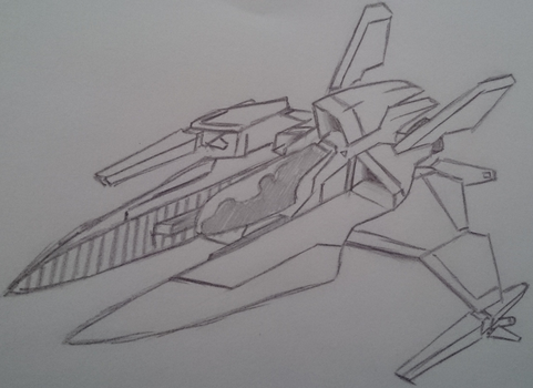 R-102A SilverViper by moon-child-reo