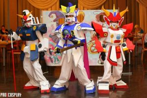 SD Gundam Force by Guard-of-Minasteris