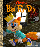 Conker's Little Golden Book by luismario