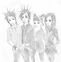 MSI sketch by putrithewicked