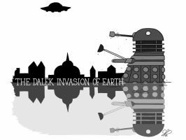 The Dalek Invasion of Earth by gnasler