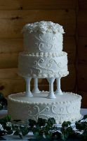 wedding cake by diullbar22