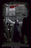 Sweeney Todd: Fallen by AnthonyShea