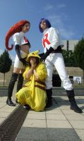 Pokemon Cosplay 2 by seely-san