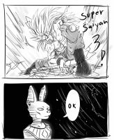 and this is...SUPER SAIYAN 3!!! by ViperXTR