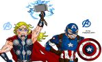 JoeProCEO's Age of Ultron by JoeProCeo